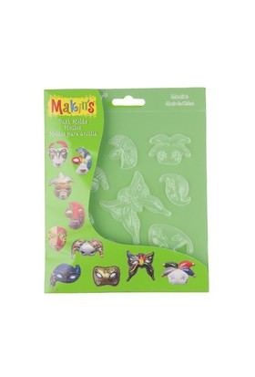 Makin's Clay Model/Şekilleme Kalıbı