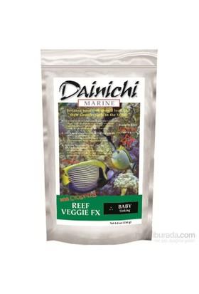 Dainichi Marine Reef Veggie Fx Baby 500 Gr. 1 Mm. Otçul Doğal Renklendirici Tuzlusu Yemi