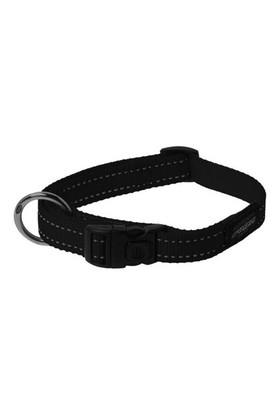 Rogz Köpek Boyun Tasması Siyah- 16 Mm-M