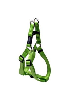 Rogz Step-İn Göğüs Tasması Yeşil Reflektörlü L
