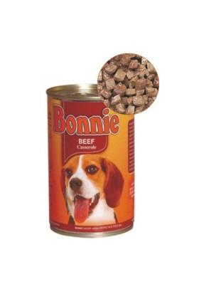 Bonnie Köpek Konserve Biftek Parça Etli 385 Gr kk*