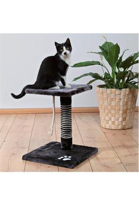 Kedi Tırmalama Ağacı 'Viana' Peluş 44 Cm, Antrasit