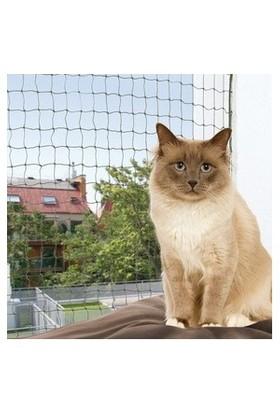 Trixie Kedi Cam Koruma Ağı 3X2M, Yeşil