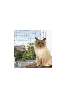 Trixie Kedi Cam Koruma Ağı 6X3m, Yeşil
