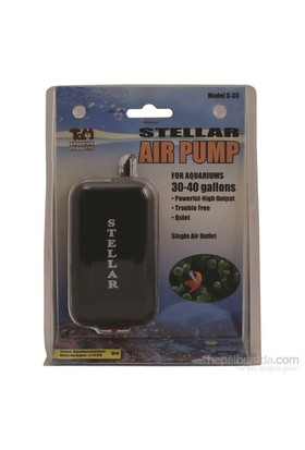 Tom 1042 Stellar Single S-30 Air Pump