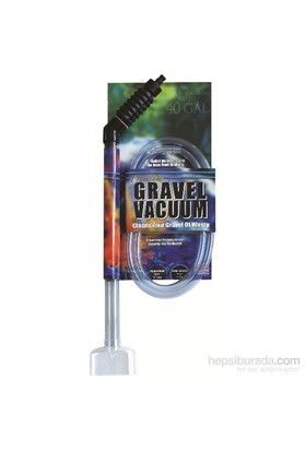 Tom 1415 Gravel Vacuum Medium