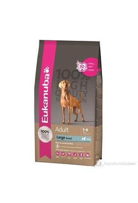 Eukanuba Adult Large Breed Lamb & Rice 12 Kg Köpek Maması