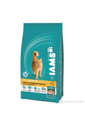Iams Adult Sterilised / Overweight 2,55 Kg Kedi Maması