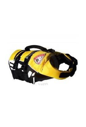 Ezydog Dog Flotation Device Yellow Köpek Can Yeleği Large