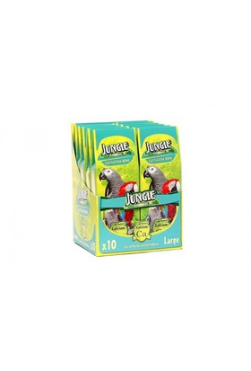 Jungle Kuş Kemiği Büyük 10Lu Paket