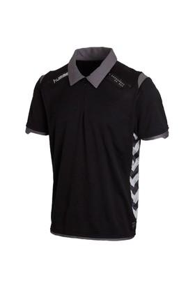 Hummel Technical X Erkek Siyah Polo Tişört (02421-2001)