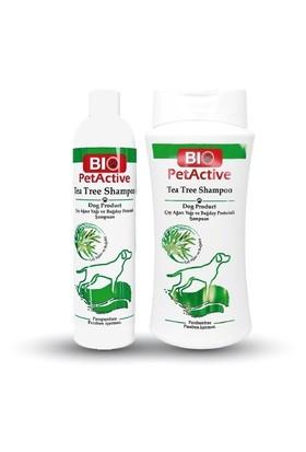Biopetactive Tea Tree Shampoo- (Çay Ağacı Yağlı Köpek Şampuanı) 400 Ml