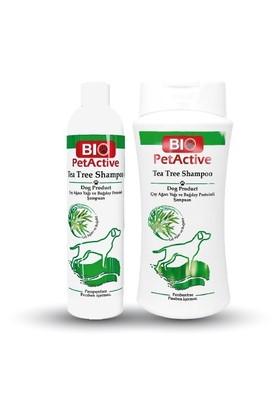 Biopetactive Tea Tree Shampoo- (Çay Ağacı Yağlı Köpek Şampuanı) 250 Ml