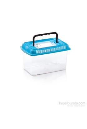 Imac Arıel Small 2 L Plastik Akvaryum 23*14,3*14,6