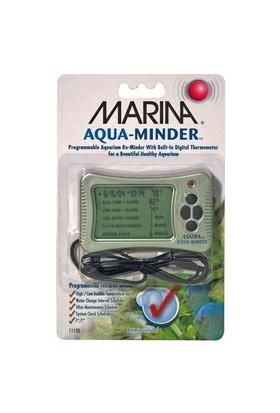 Marina Aquaminder Akvaryum Isı Alarmı