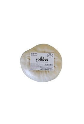 Rotipet 18 Cm Simit Kemik Beyaz