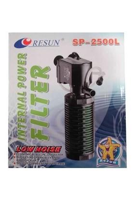 Resun Sp2500l İç Filtre 1400 Lt/Saat