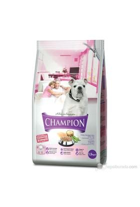 Champion Tavuk & Pirinçli Light Köpek Maması (Yaşlı, Kilolu ve Kısırlaştırılmış Köpek) 1,5 kg