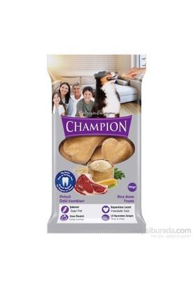 Champion Pirinçli Köpek Ödül Kemikleri 195 gr.