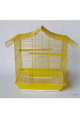 Villa Kuş Kafesi Sarı