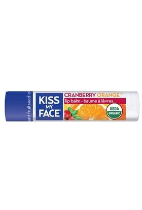 Kiss My Face Portakal Özlü Dudak Koruyucu