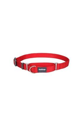 Reddingo Klasik Kırmızı Boyun Eğitim Tasması 25 Mm