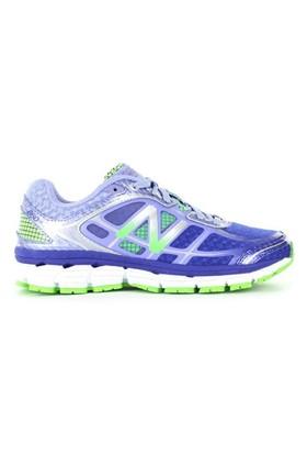 New Balance W860pp5 Mavi / Lacivert / Yeşil Kadın Koşu Ayakkabısı