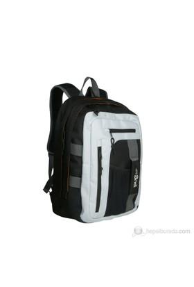 Pug Smart 2 Çantası Laptop Bölmeli Siyah/Gri (0051-2)