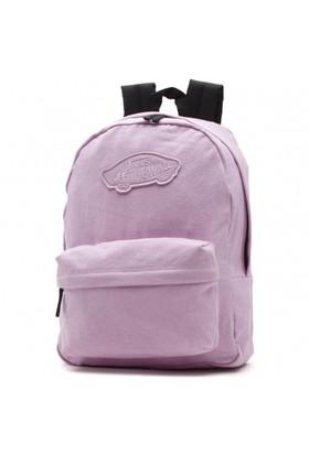 Vans Realm Backpack Çanta Mor Vnz0ız6
