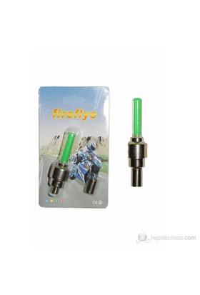 Fireflys Ledli Hareket Duyarlı Bisiklet Motorsiklet Sibop Işığı