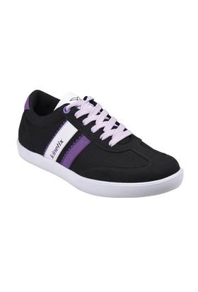 Kinetix A1288756 Siyah Mor Kadın Sneaker