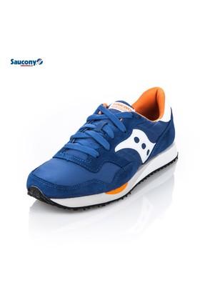 Saucony S70124-7 Dxn Trainer-Blue/Orange Spor Ayakkabı