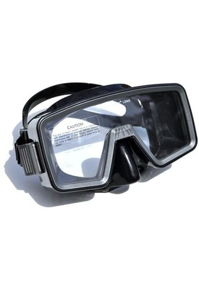 Unidive Maske Silikon Tek Camlı wm7102-1