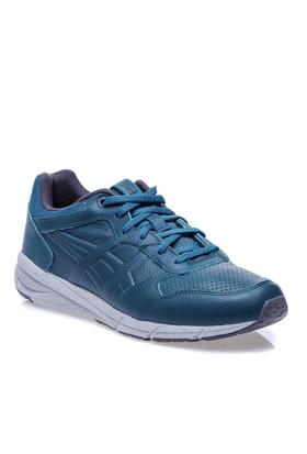 Tiger Shaw Runner Günlük Spor Ayakkabı Mavi D4p1l-8080