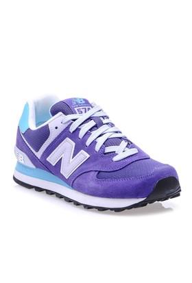 New Balance 574 Günlük Spor Ayakkabı Mor Wl574cph
