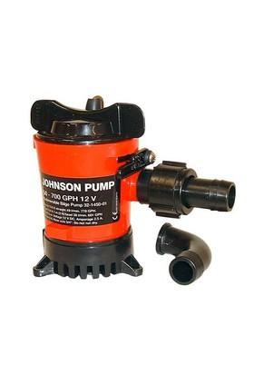 Johnson Pump L.450 12V 778Gph 49L/dk Sintine Pompası