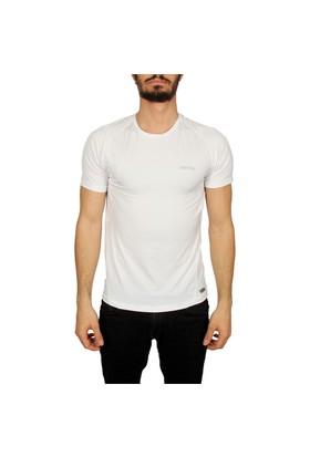 Sportive Spo-Polprintop Erkek T-Shirt