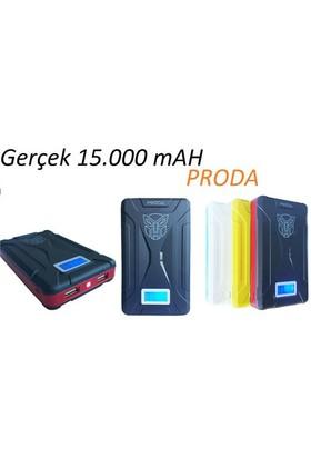Proda Powerbank 15000Mah Taşınabilir Şarj Aleti Powerbank