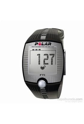 Polar Ft1 Tra/Blk Gen Nabız Kontrol Saati