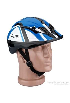 Altis Ks-10 Kask Bisiklet Paten Kaykay Kaskı Mavi