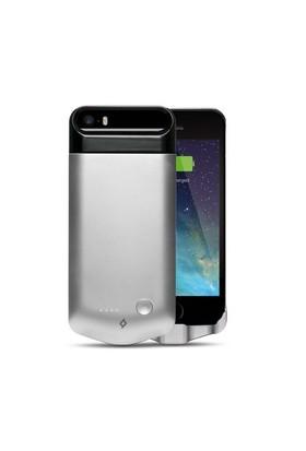 Ttec Caffeine Go Mfi Şarj Kılıfı İphone 5/5S/Se 2Sk03g Gri