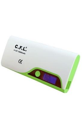C.F.L. 15000 mAh Taşınabilir Şarj Cihazı
