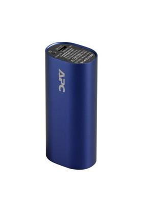 Schneider Electric APC 3000 mAh Li-iyon Taşınabilir Şarj Cihazı - Mavi - M3BL-EC