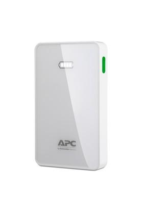 Schneider Electric APC 5000 mAh Li-polymer Taşınabilir Şarj Cihazı - Beyaz - M5WH-EC