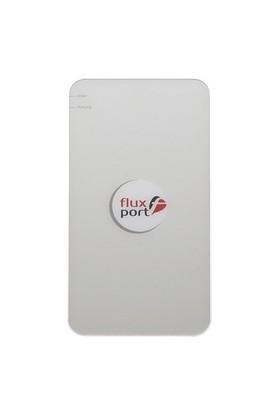 FluxPort Steel Kablosuz Şarj Platformu-Beyaz