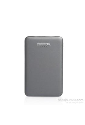 Codegen Powerx 10400 mAh Gri Taşınabilir Şarj Cihazı X10G + iPhone 5/6 Şarj Aparatı Hediyeli