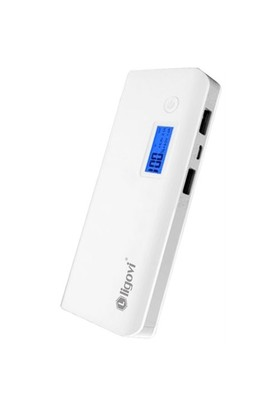 Ligovi Power Screen 10400 mAh Taşınabilir Şarj Cihazı