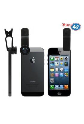 Case 4u Selfie Lens (iPhone, Samsung, Nokia, Sony, Huawei, General Mobile, Asus, HTC, LG)