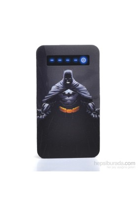 Thrumm Lisanslı Power Bank Batman Darkness 4000Mah