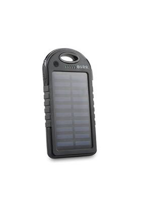 S-link IPS-905 4000mAh Solar Şarj Edilebilir Taşınabilir Pil Şarj Cihazı